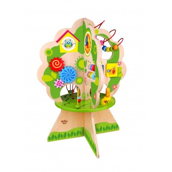 Activity tree - Centru de activitate multifunctional tip Montessori